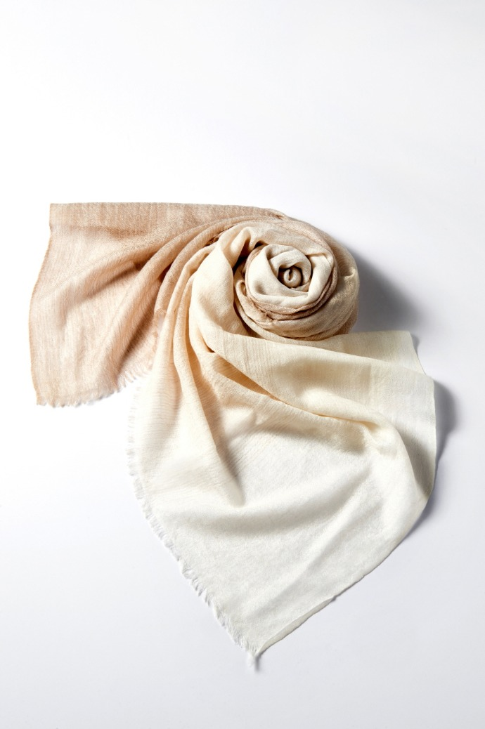 Native Solid Cashmere Scarf